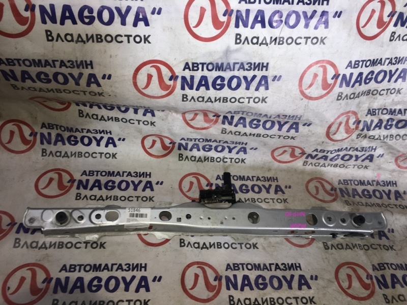 Планка телевизора Toyota Aqua NHP10 передняя верхняя