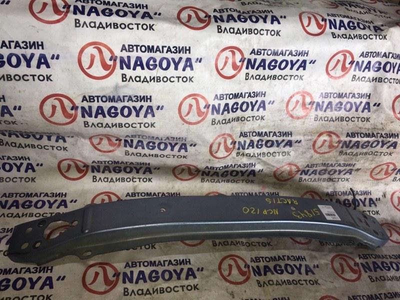 Жесткость бампера Toyota Ractis NCP120 передний