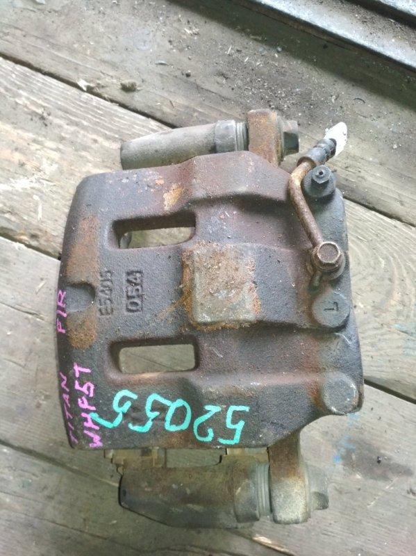 Суппорт Mazda Titan WHF5T передний правый E5405