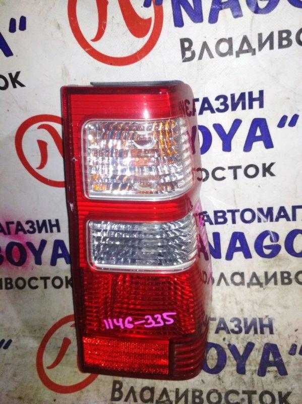 Стоп-сигнал Mitsubishi Pajero Mini H58A задний правый 1146-335