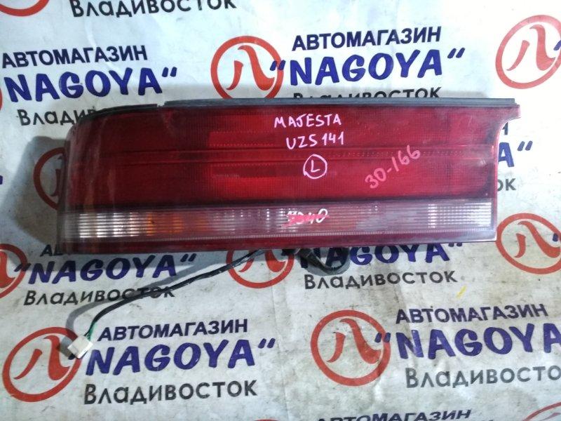 Стоп-сигнал Toyota Crown Majesta UZS141 задний левый 30166