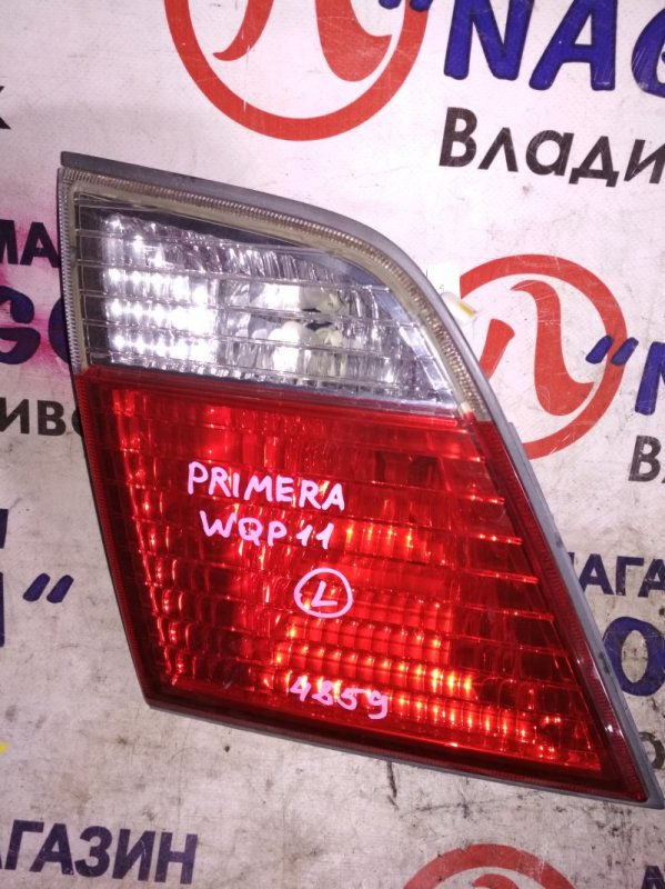 Стоп-вставка Nissan Primera WQP11 задняя левая 4859B