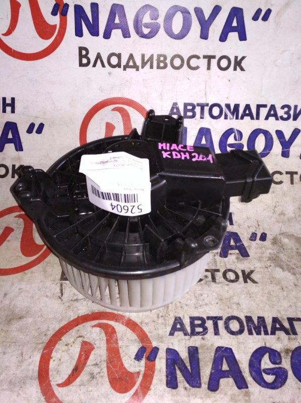 Мотор печки Toyota Hiace KDH201