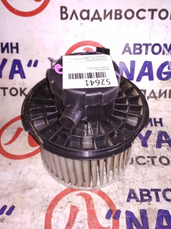 Мотор печки Nissan Cube BGZ11