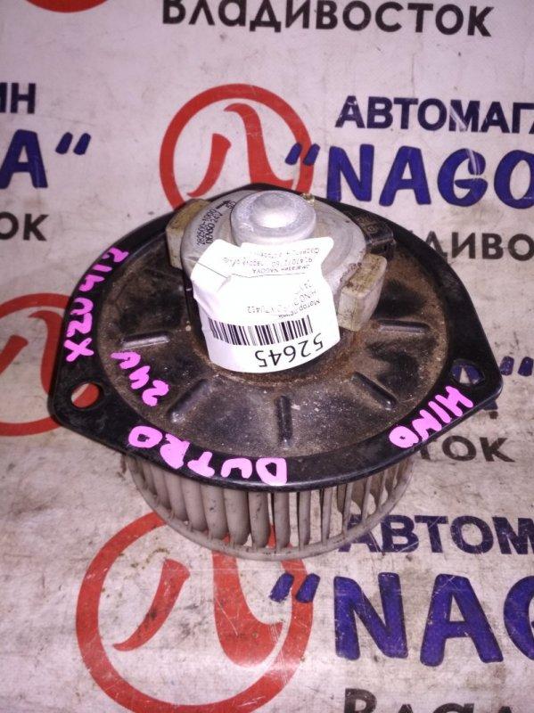 Мотор печки Hino Dutro XZU412 24 VOLT