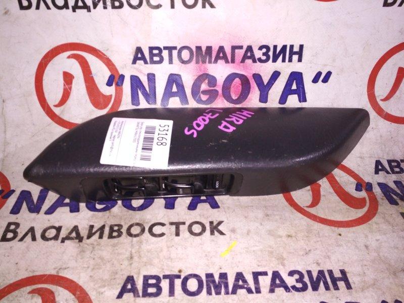 Блок упр. стеклоподьемниками Daihatsu Mira L700S передний правый 1 FISHKA