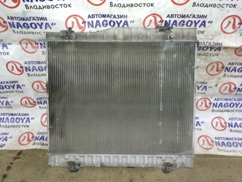 Радиатор основной Toyota Hiace KDH200 1KD-FTV A/T