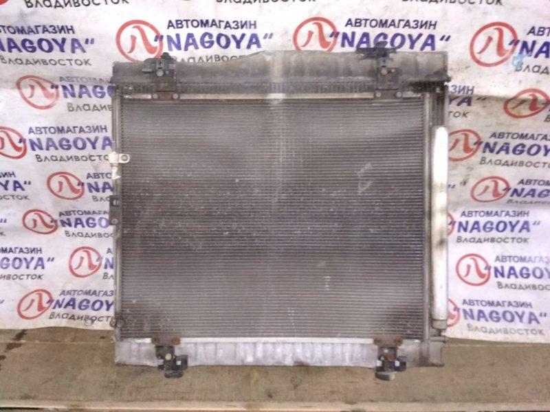 Радиатор основной Toyota Hiace KDH201 1KD-FTV A/T
