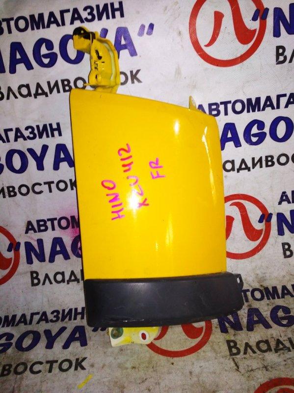 Щека Hino Dutro XZU412 передняя правая