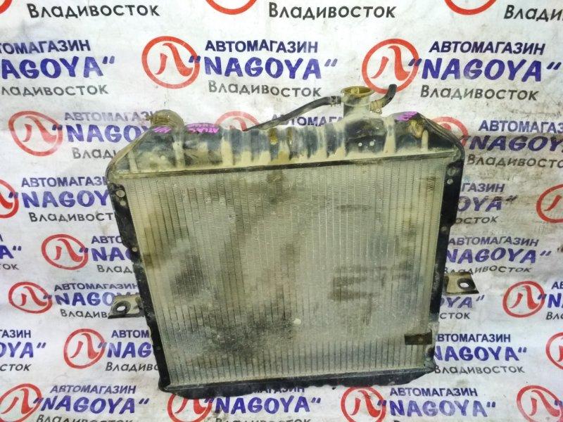 Радиатор основной Nissan Atlas FH40 FD33 M/T