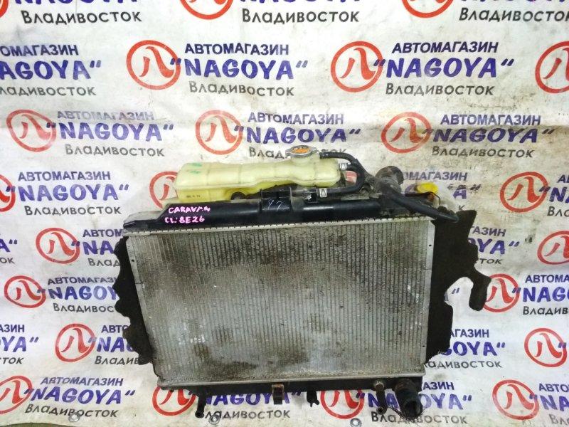 Радиатор основной Nissan Caravan CW8E26 YD25DDTI A/T
