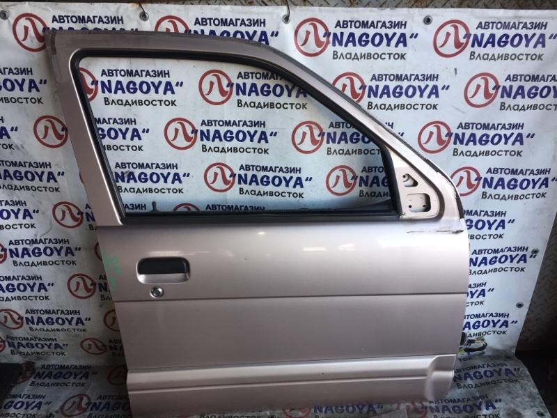 Дверь Toyota Cami J122E передняя правая