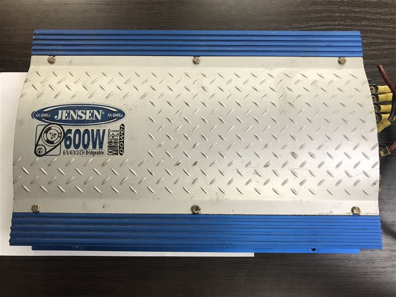 Усилитель звука JENSEN XA6040LX