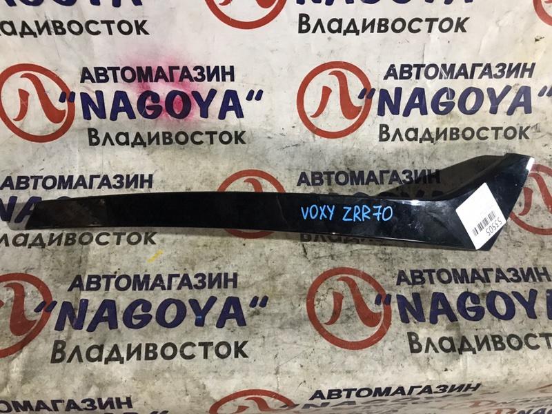 Накладка на фару Toyota Voxy ZRR40 передняя левая 53182-28150