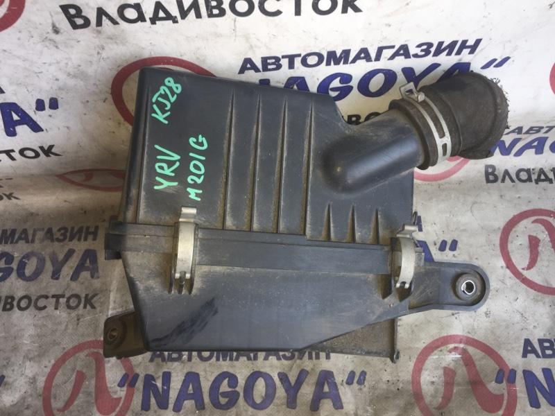Корпус воздушного фильтра Daihatsu Yrv M201G K3-VET