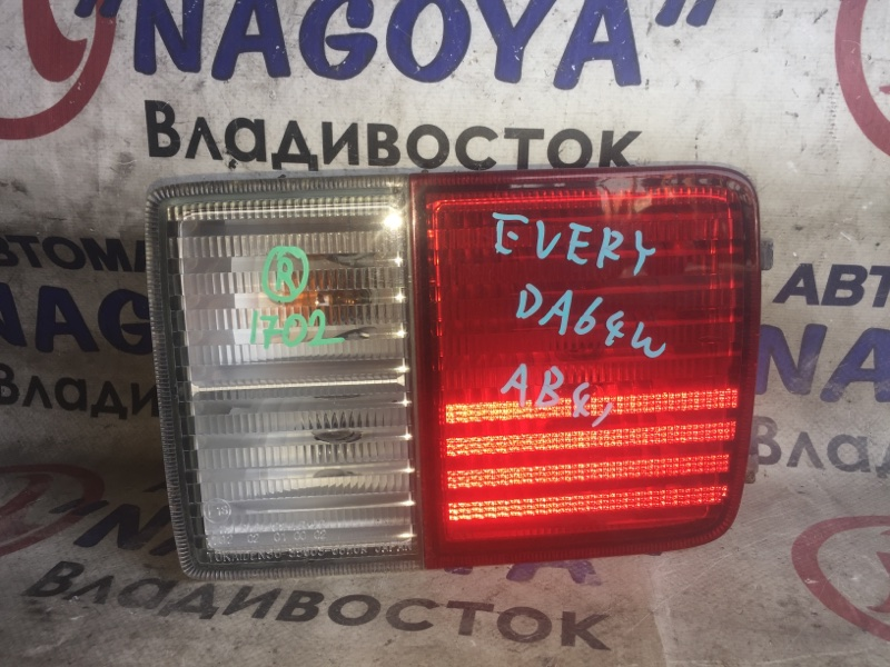 Стоп-сигнал Suzuki Every DA64V задний правый 1702