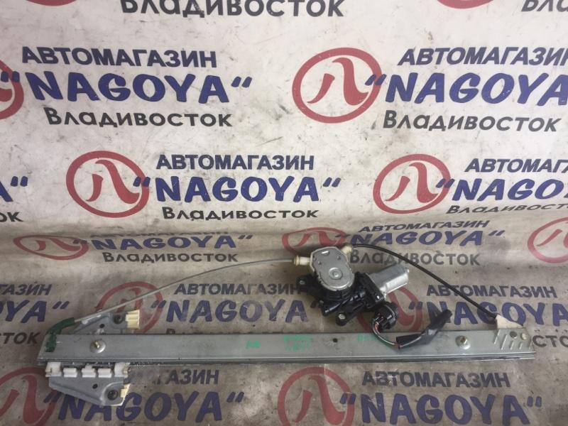 Стеклоподъемник Suzuki Every DA64V передний правый