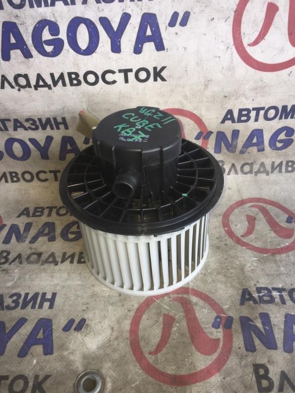 Мотор печки Nissan Cube YGZ11