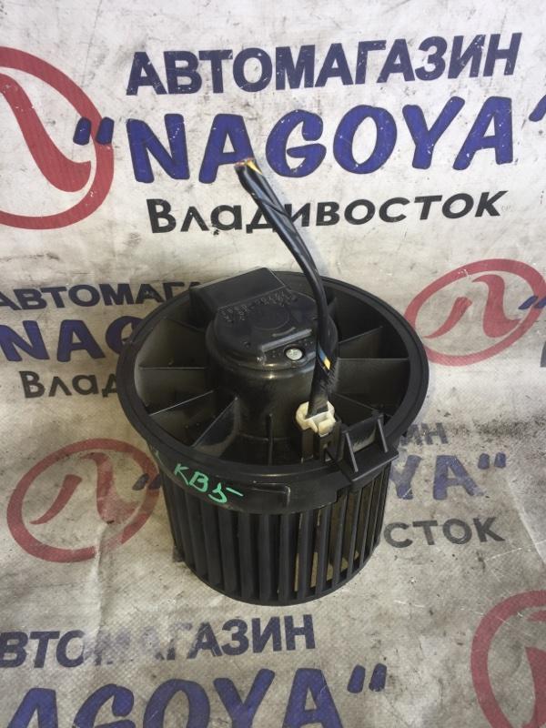 Мотор печки Nissan Cube Z12