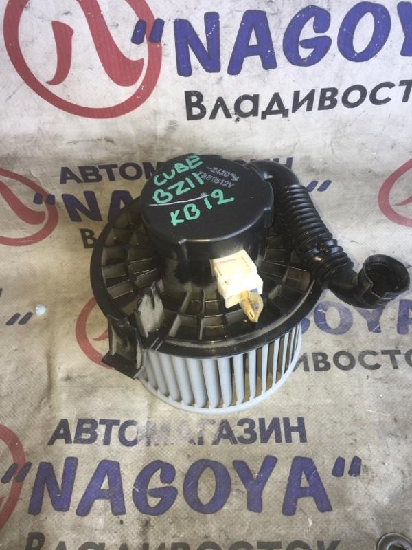 Мотор печки Nissan Cube BZ11
