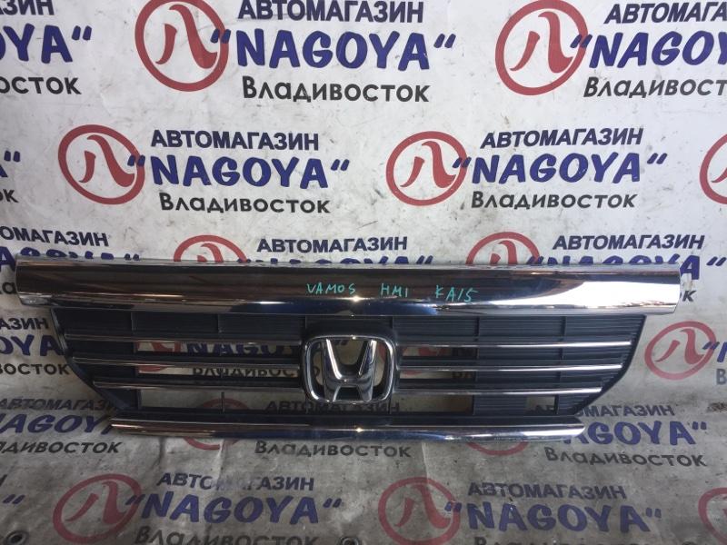 Решетка Honda Vamos HM1 передняя 3 MODEL