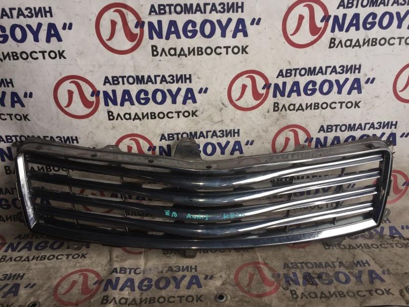 Решетка Toyota Mark X Zio ANA15 передняя 1 MODEL