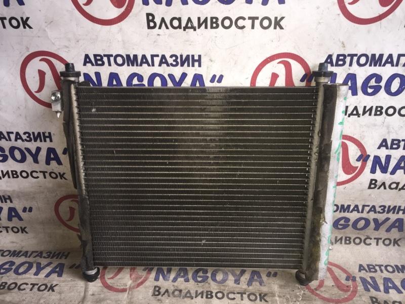 Радиатор кондиционера Nissan Moco MG22S