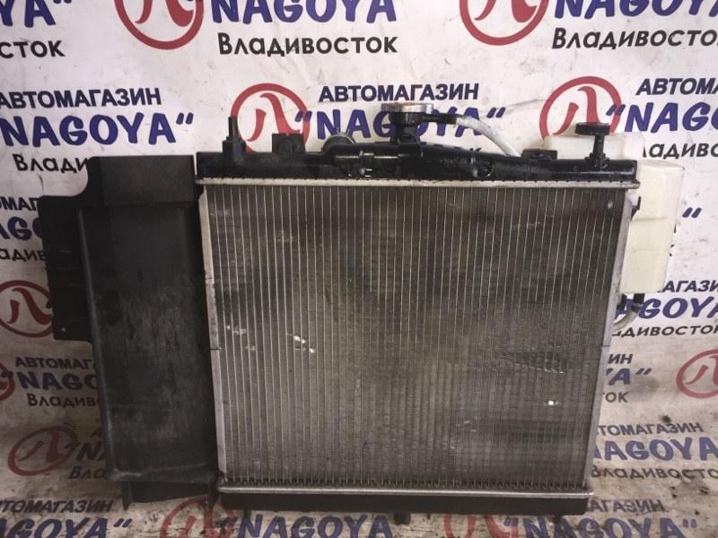 Радиатор основной Nissan Cube YGZ11 HR15DE A/T