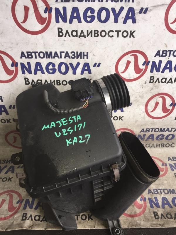 Корпус воздушного фильтра Toyota Crown Majesta UZS171 1UZ-FE 22204-22010