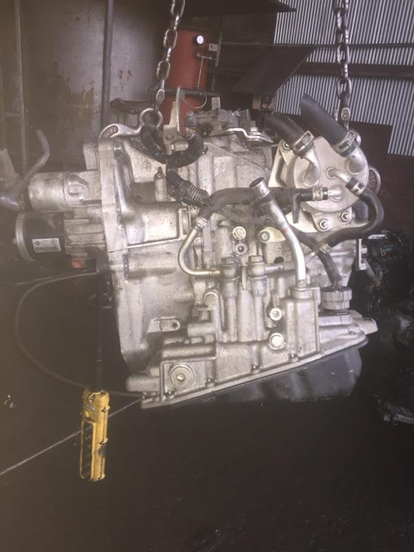 Акпп Nissan Cube Z12 HR15DE RE0F08B GH54