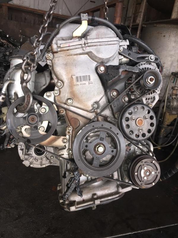 Двигатель Toyota Porte NNP10 2NZ-FE 3959068