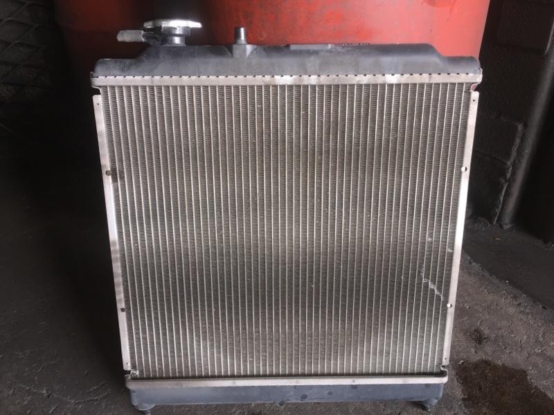 Радиатор основной Honda Vamos HM1 E07Z A/T