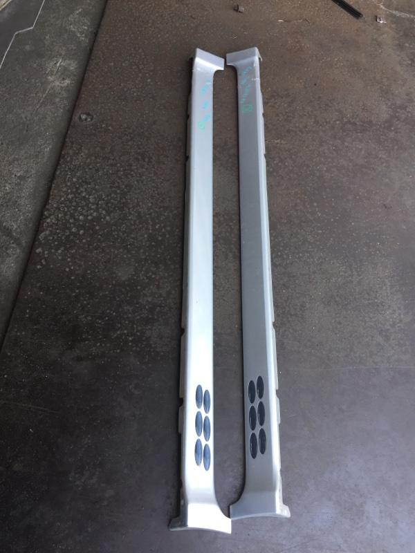 Порог Mitsubishi Ek Sport H81W левый