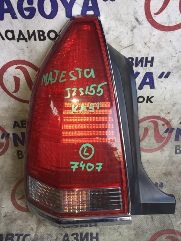 Стоп-сигнал Toyota Crown Majesta JZS155 задний левый 30252
