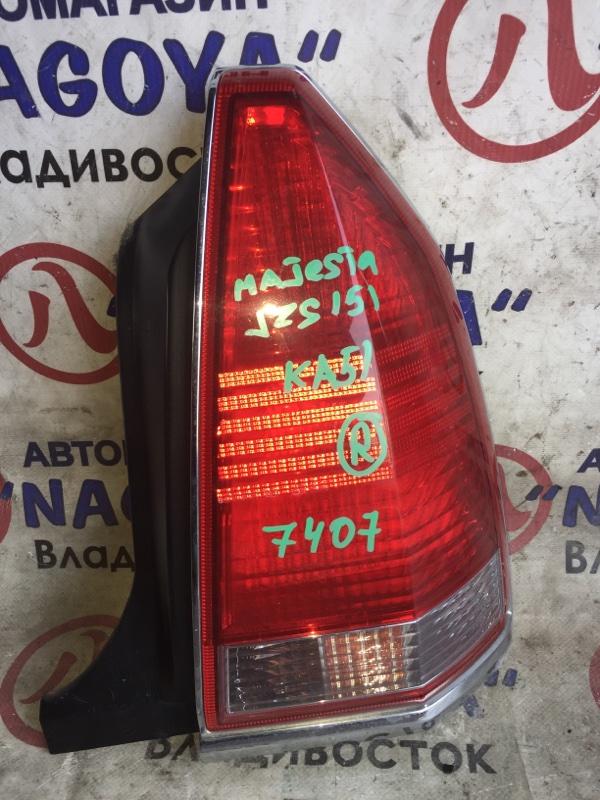 Стоп-сигнал Toyota Crown Majesta JZS155 задний правый 30252