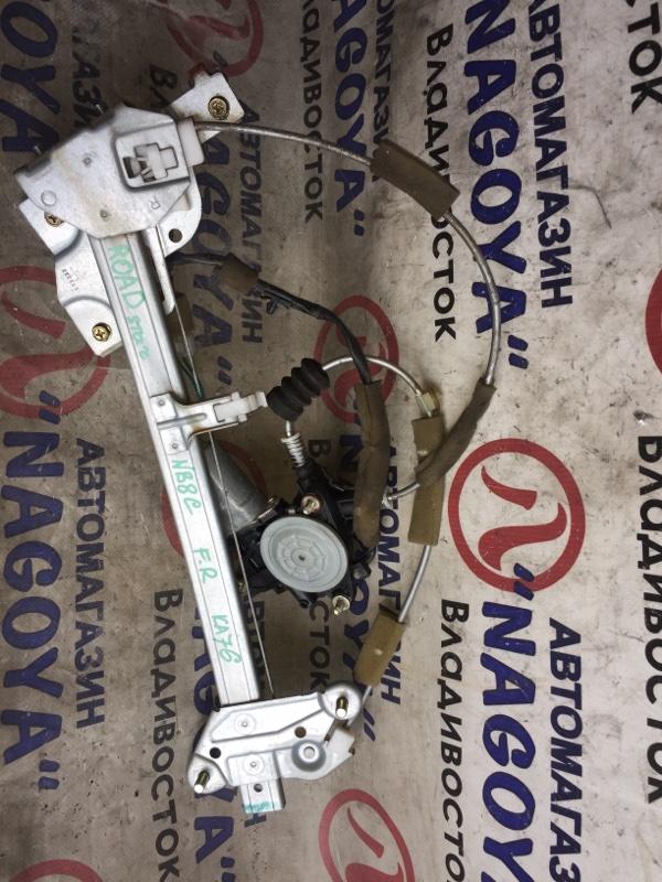 Стеклоподъемник Mazda Roadster NB8C передний правый