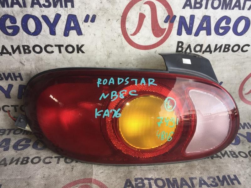 Стоп-сигнал Mazda Roadster NB8C задний левый 4816
