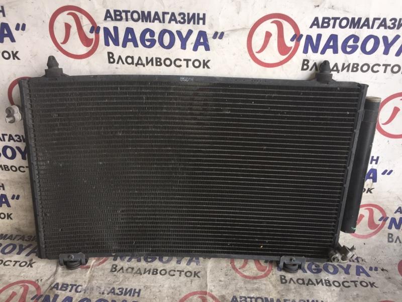Радиатор кондиционера Toyota Voltz ZZE137
