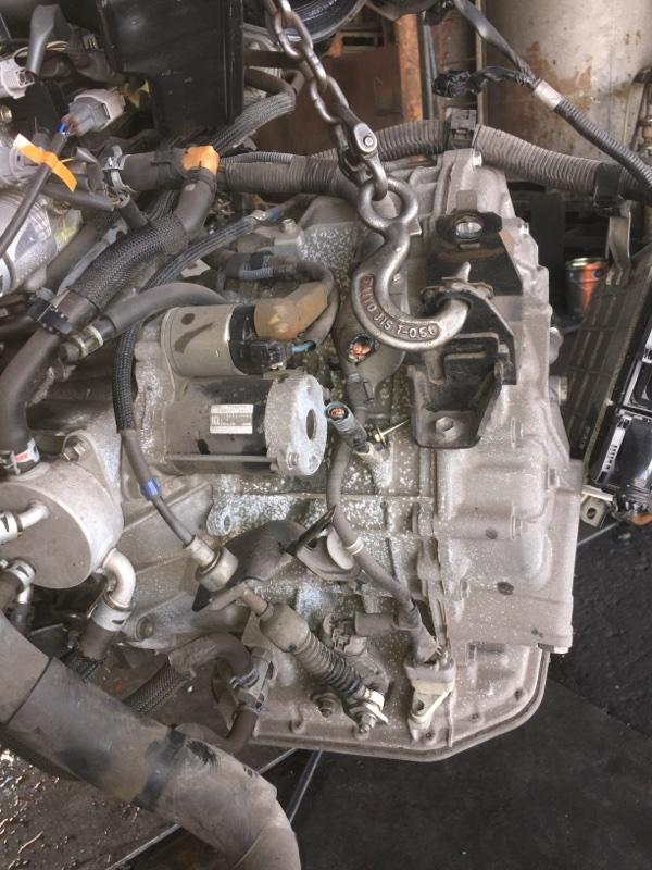 Акпп Toyota Mark X Zio ANA15 2AZ-FE K112F-02A