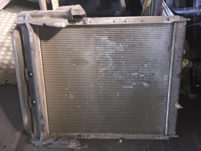 Радиатор основной Toyota Dyna XZU414 N04C-TL