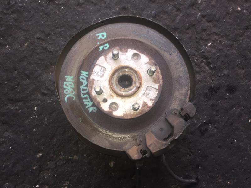Ступица Mazda Roadster NB8C задняя правая
