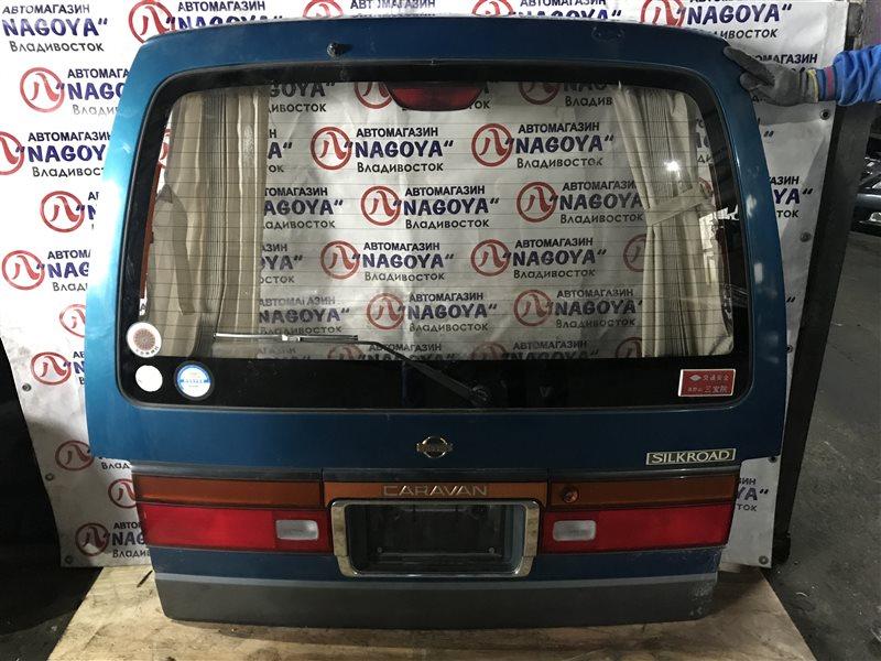 Дверь 5-я Nissan Caravan ARME24 задняя 226-24580