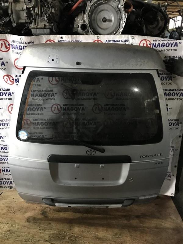 Дверь 5-я Toyota Town Ace KR42 задняя
