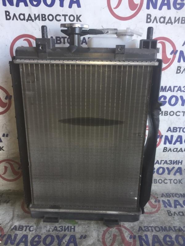 Радиатор основной Daihatsu Move L175S KF-VE A/T
