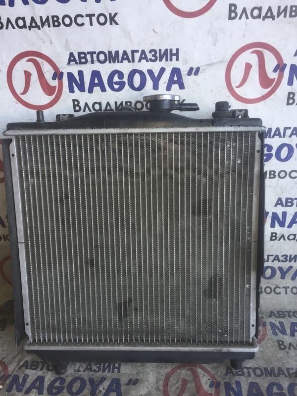Радиатор основной Subaru Pleo RA1 EN07 A/T