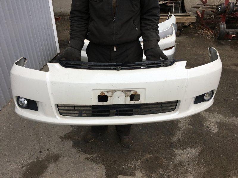 Бампер Toyota Wish ZNE10 передний 1 MODEL