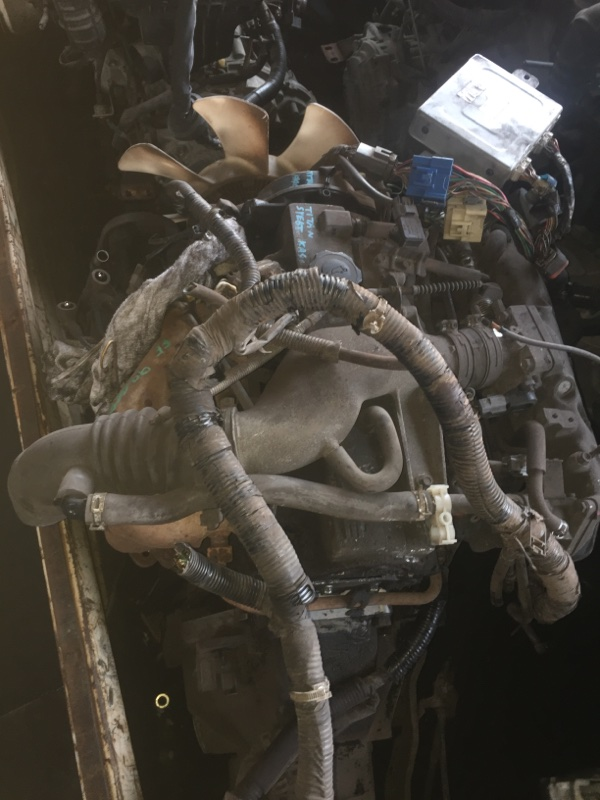 Двигатель Mazda Titan SYE6T FE 990694