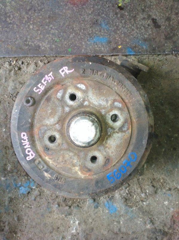 Ступица Mazda Bongo SEF8T передняя правая