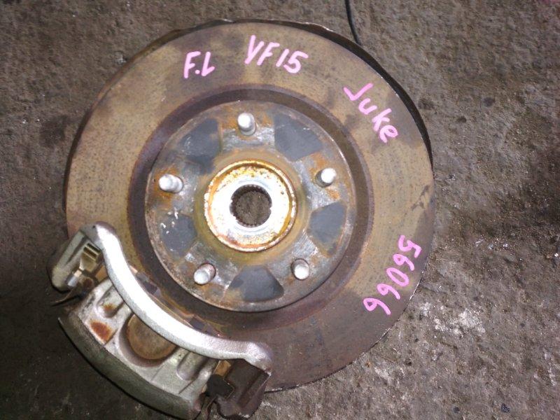 Ступица Nissan Juke YF15 передняя левая ABS