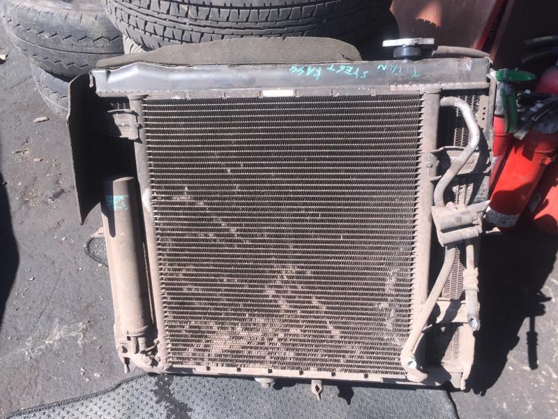 Радиатор основной Mazda Titan SYE6T FE M/T